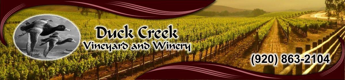 Duck Creek Vineyard & Winery